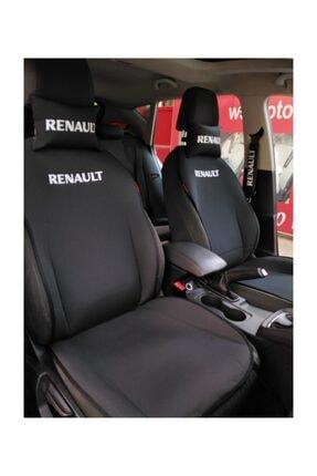 otomind Renault Nakışlı Ön Ikili Oto Koltuk Kılıfı