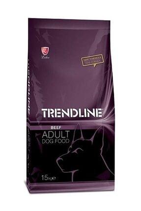 Trendline Biftekli Yetişkin Kuru Köpek Maması - 15 kg