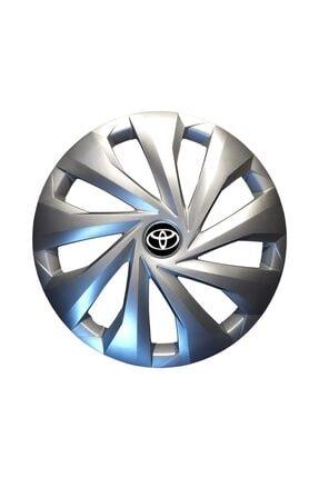 SAHLAN [kırılmaz] Toyota Yaris Uyumlu 15 Inç Jant Kapağı Takımı