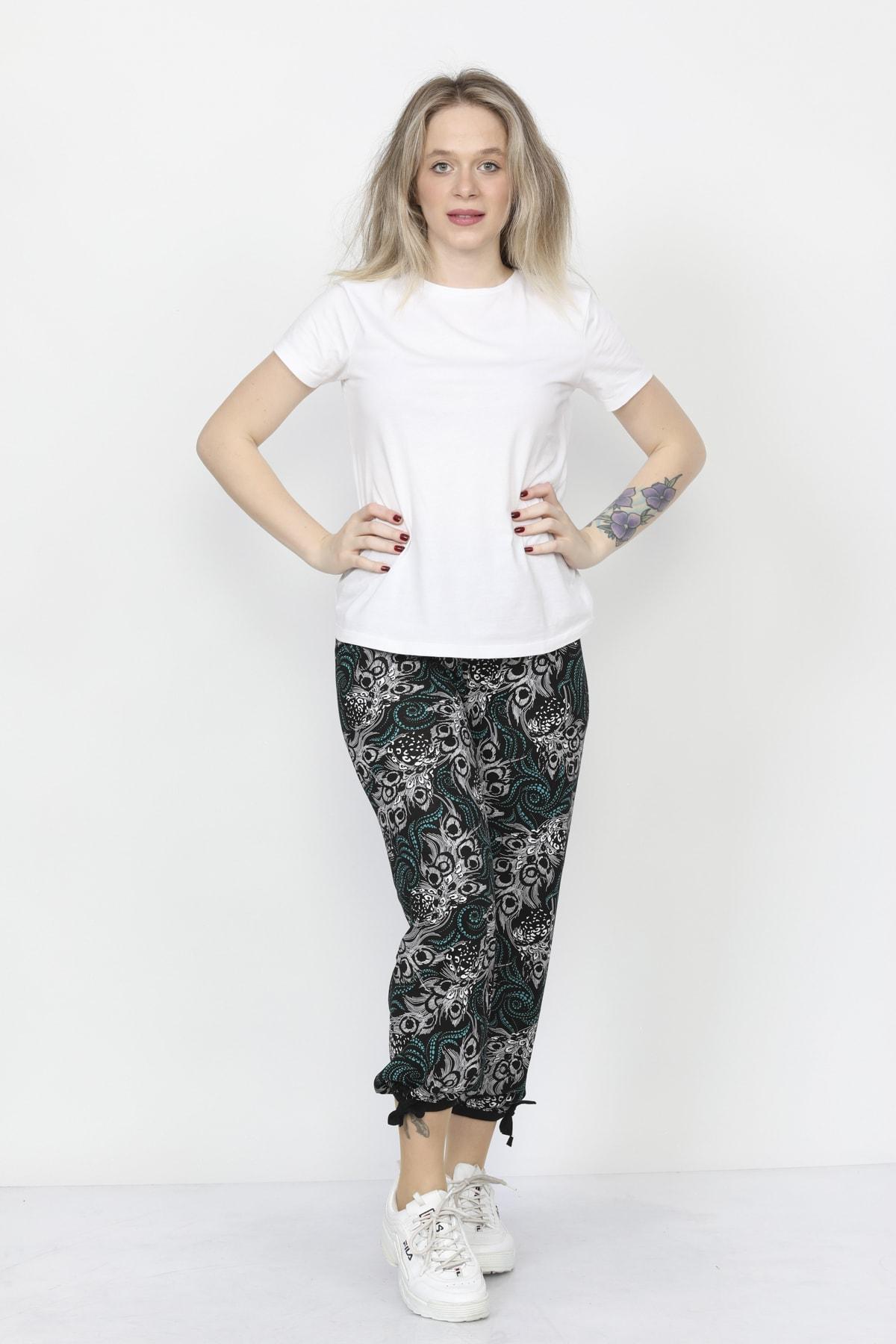 ESPİNA Kadın Bol Pantolon Şalvar 1