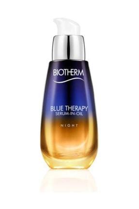 Biotherm Gece Bakım Serumu - Blue Therapy Serum-In-Oil Night 30 ml 3614271433848