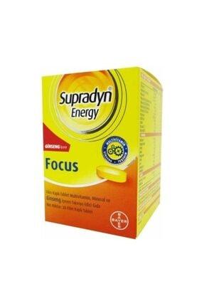 Supradyn Energy Focus 30 Tablet MIK0065