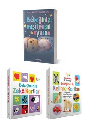 Yakamoz Yayınları Anne Ve Bebek Eğitim Seti