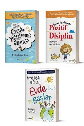 Yakamoz Yayınları Çocuk Yetiştirme Sanatı Seti - 3 Kitap