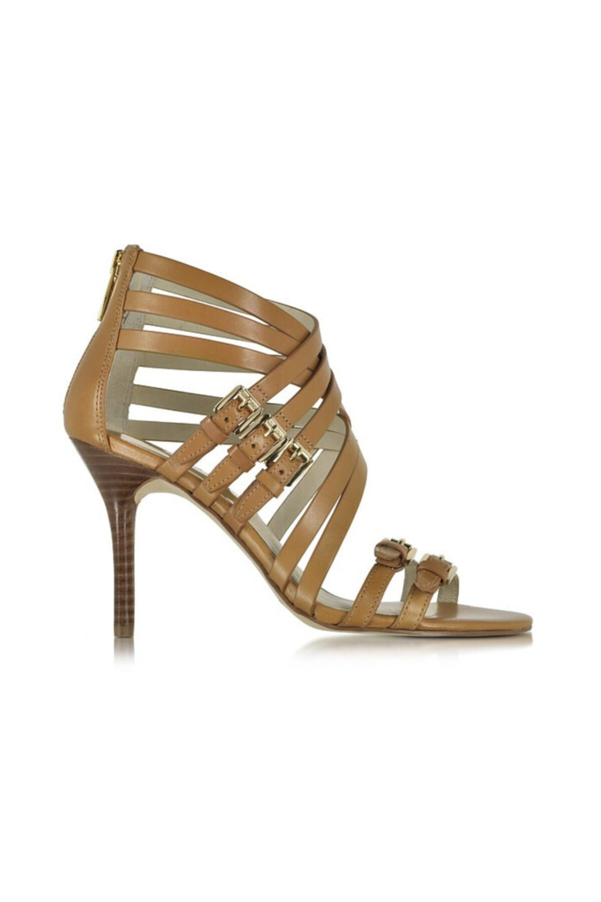 Michael Kors Ava Kadın Topuklu Sandalet Peanut 40s5avhs1l 1