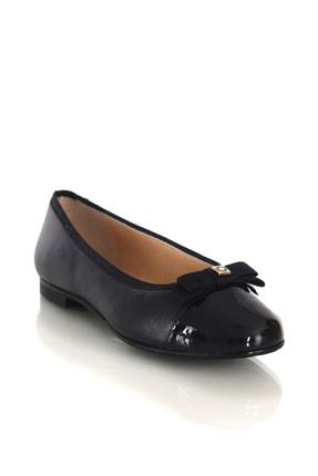 Poletto Lacivert Babet Kadın Ayakkabısı