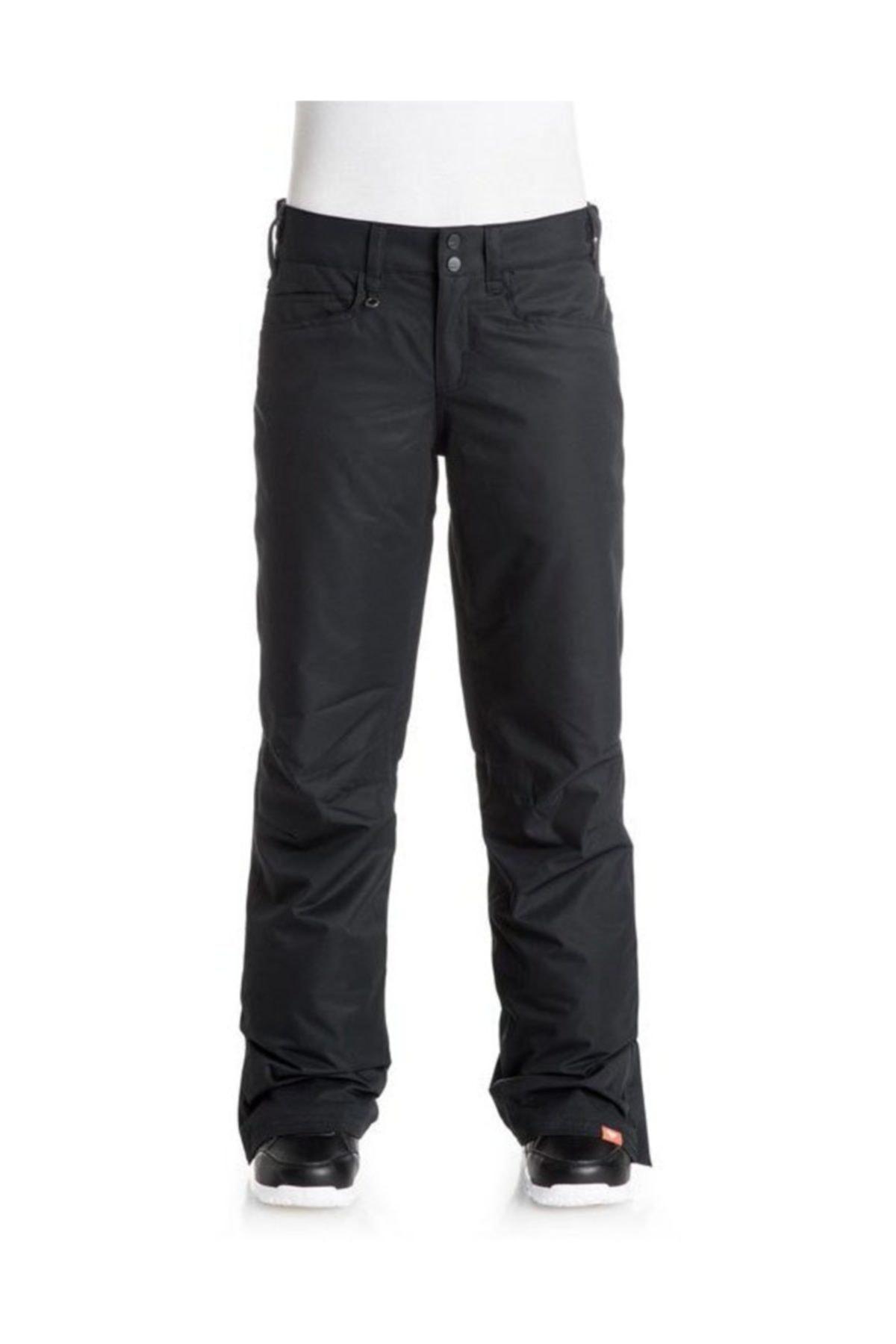Roxy Backyard PT Kadın Kayak Pantolonu Siyah 2