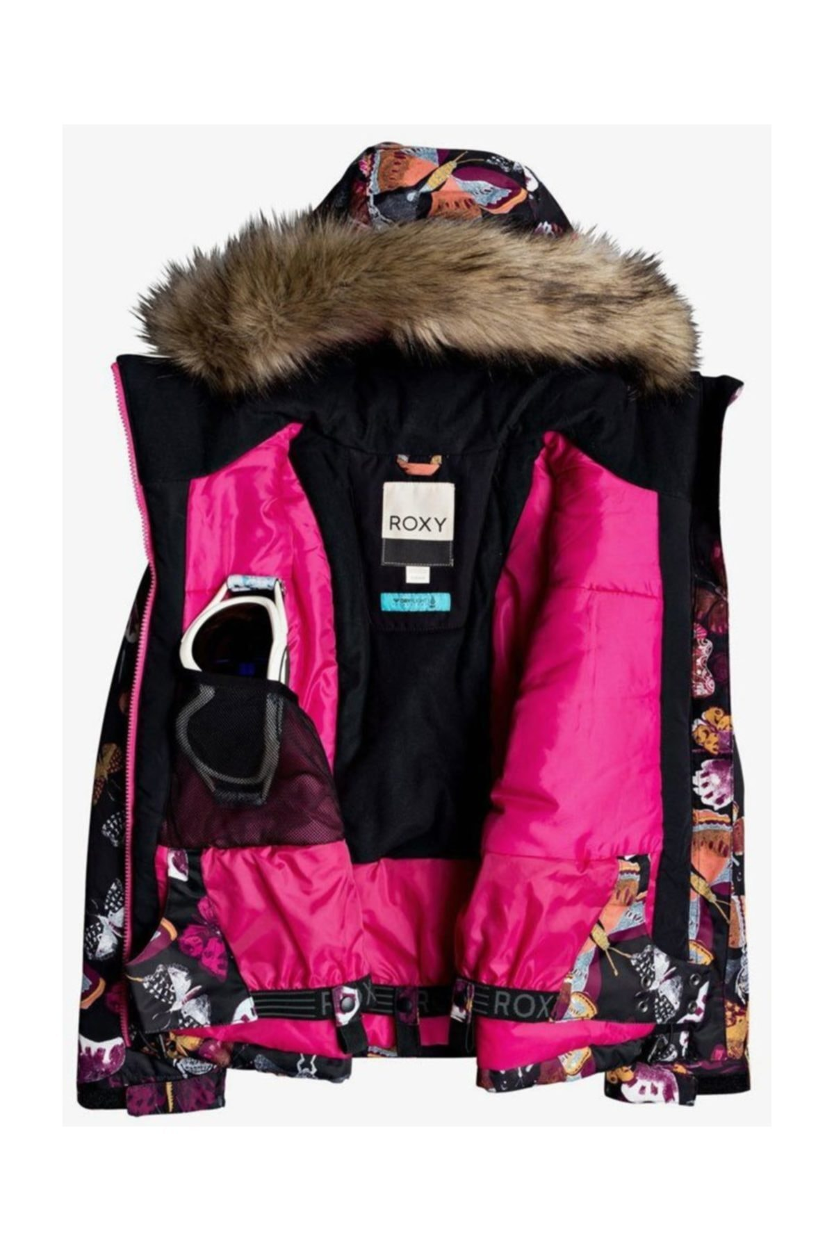 Roxy Jet Ski Kız Çocuk Kayak Montu ERGTJ03075KVM3 2