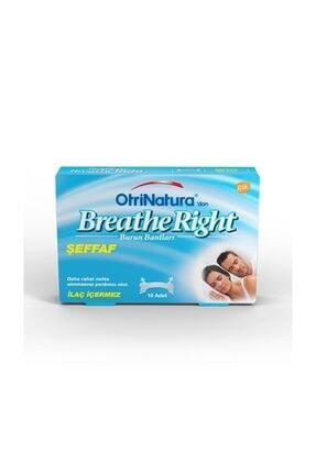 Breathe Right Şeffaf Normal Boy 10 Adet