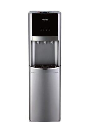 Vestel SP 113 S Sıcak-Soğuk Gizli Damacanalı Gri Su Sebili