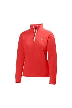 Helly Hansen Junior Rider 1/2 Zip Turuncu Polar Çocuk