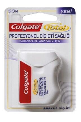 Colgate Total Pro Diş Eti Sağlığı Diş Ipi 50 mt * 2 Adet