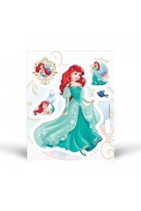 Artikel Fosforlu Duvar Sticker Ariel 19 Cm