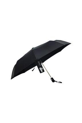 Vardem Susino Katlanabilir Siyah Şemsiye