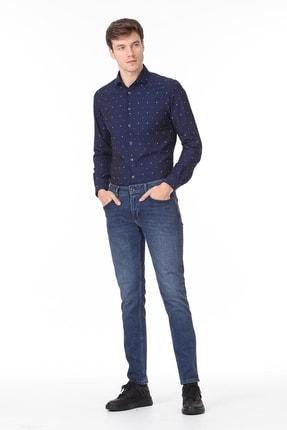 Ramsey Düz Denim Pantolon