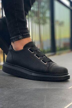 Chekich St Erkek Ayakkabı Siyah Ch253