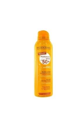 Bioderma Photoderm Max Sun Mist (Spf50+ Uva29) 150 ml