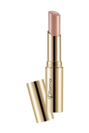 Flormar Deluxe Cashmere Lipstick Stylo Mat Nude Ruj DC2 8690604185306