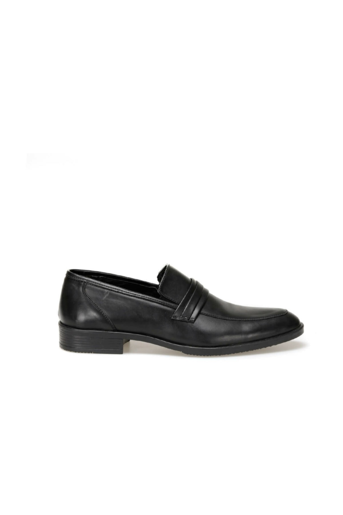 Downtown 115 Siyah Erkek Klasik Ayakkabı 1