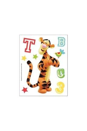 Artikel Fosforlu Duvar Sticker Tiger 19 cm