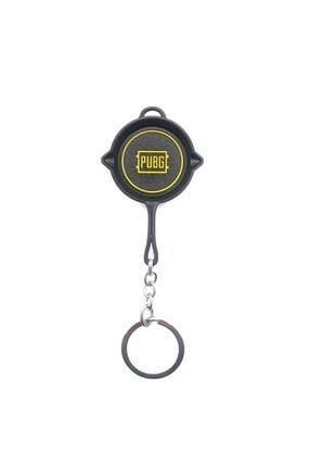 dijimedia Pubg Playerunknown's Battlegrounds Anahtarlık Tava Key Chain Maskot Süs Eşyası