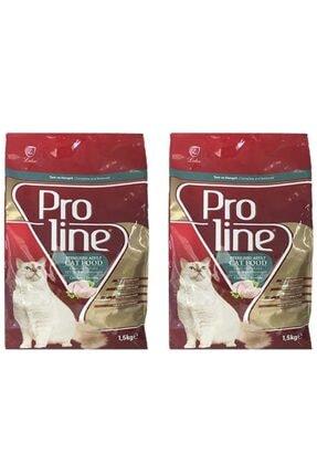 Pro Line Sterilised Kısır Kedi Maması 1,5 Kg 2 Adet