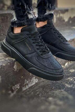 Chekich St Erkek Ayakkabı Siyah / Siyah Ch087
