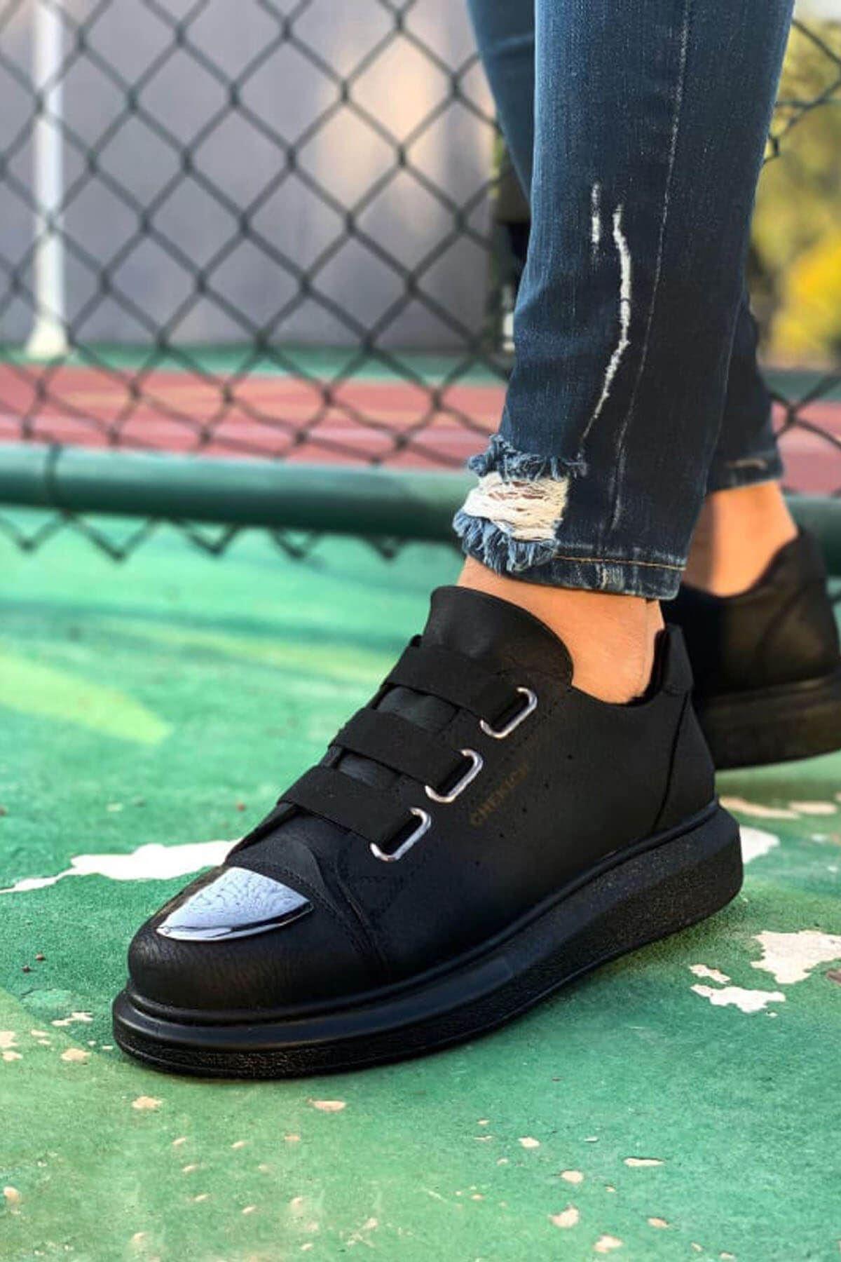 Chekich St Erkek Ayakkabı Siyah Ch251 1
