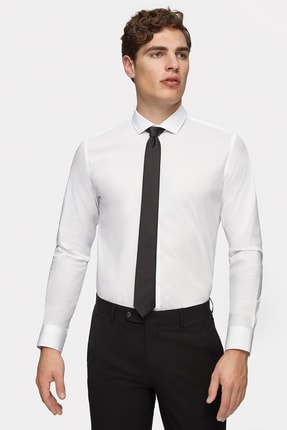 Tween Erkek  Beyaz Gömlek Essentıal 3TFF2SGEC0288_801