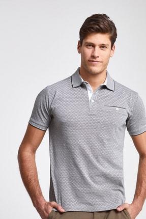 D'S Damat Haki Renk Erkek  T-shirt (Regular Fit)