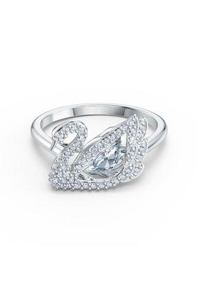 Swarovski Yüzük Dancing Swan-ring Czwh-rhs 52 5534842