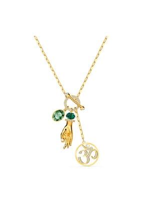 Swarovski Kolye Swa Symbol-pendant Hand Om Lmul-gos 5514407