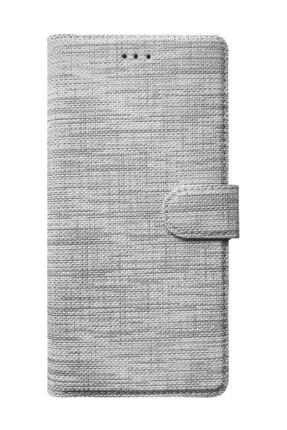Kılıfreyonum Huawei Mate 10 Lite Kılıf Kumaş Desenli Cüzdanlı Kapaklı Kartlıklı Tam Korumalı Kılıf