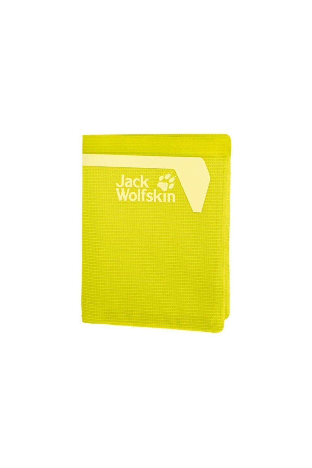 Jack Wolfskin Dryfold Outdoor Kadın Cüzdan 8001621-3014 1