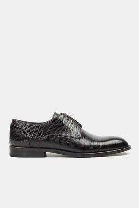 Hotiç Hakiki Deri Kahve Erkek Klasik Ayakkabı