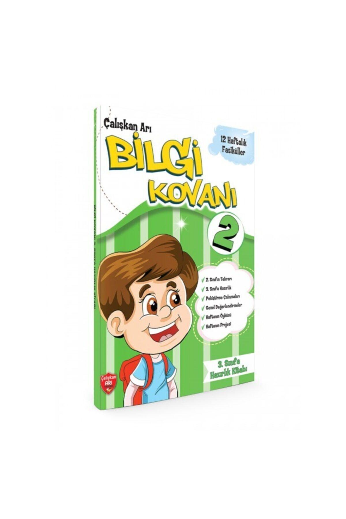 Çalışkan Arı Yayınları 2. Sınıf Bilgi Kovanı Tatil Kitabı 1