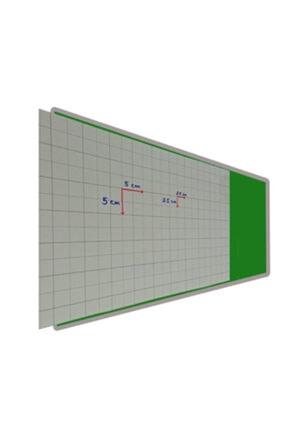 Green Class Kareli Yazı Tahtası Folyosu-yapışkanlı 120x100 cm