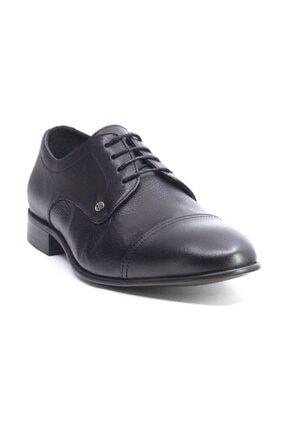 MARCOMEN Hakiki Deri 20y  152-11023  Erkek Klasik Ayakkabı Siyah