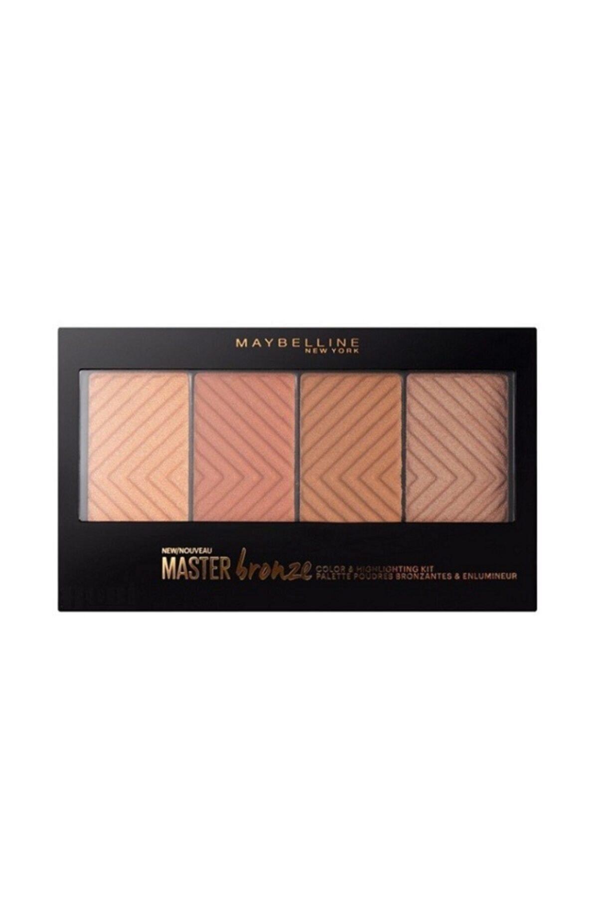 Maybelline New York Bronzer Paleti - Master Bronze Palette No: 20 3600531378684 1