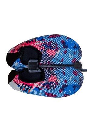 walkie Fiji Pembe Mavi Plaj/deniz Ayakkabısı