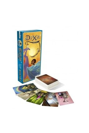 Oyun Terapi Market Dixit 3 Journey Yolculuk Kartları