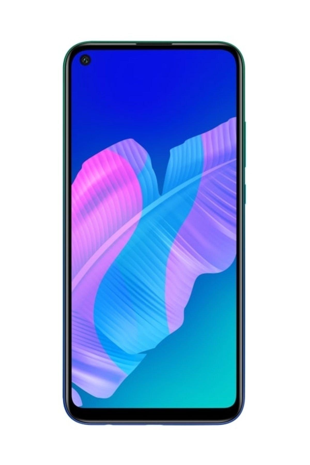 Huawei P40 Lite E 64 GB  MAVİ Cep Telefonu (Huawei Türkiye Garantili) 2