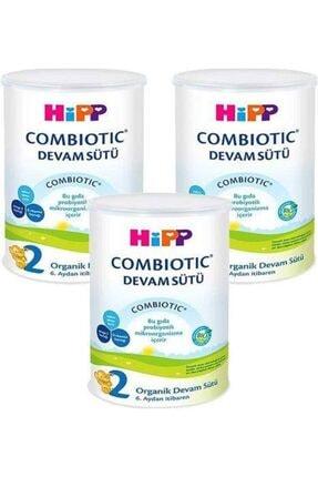 Hipp 350 Gr 2 Numara Organik Combiotic Bebek Devam Sütü 3 Lü Paket