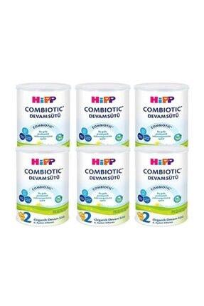 Hipp 350 Gr 2 Numara Organik Combiotic Bebek Devam Sütü 6 Lı Paket