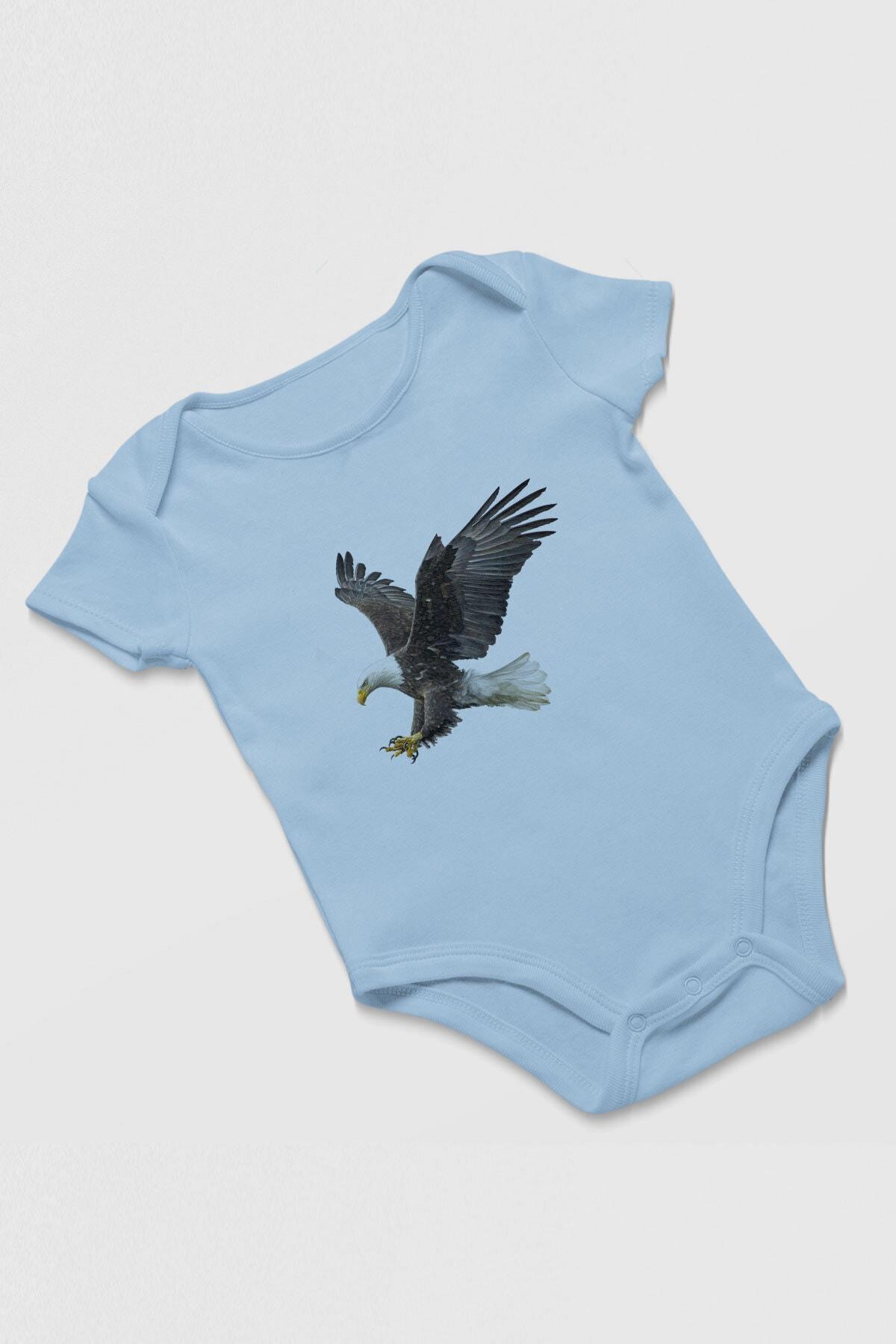 Angemiel Baby Şahin Erkek Bebek Zıbın Mavi 2