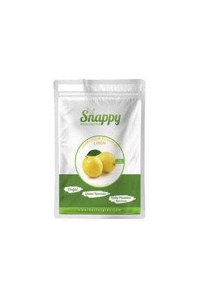 Snappy Dondurulmuş / Kurutulmuş Limon 15 Gr.