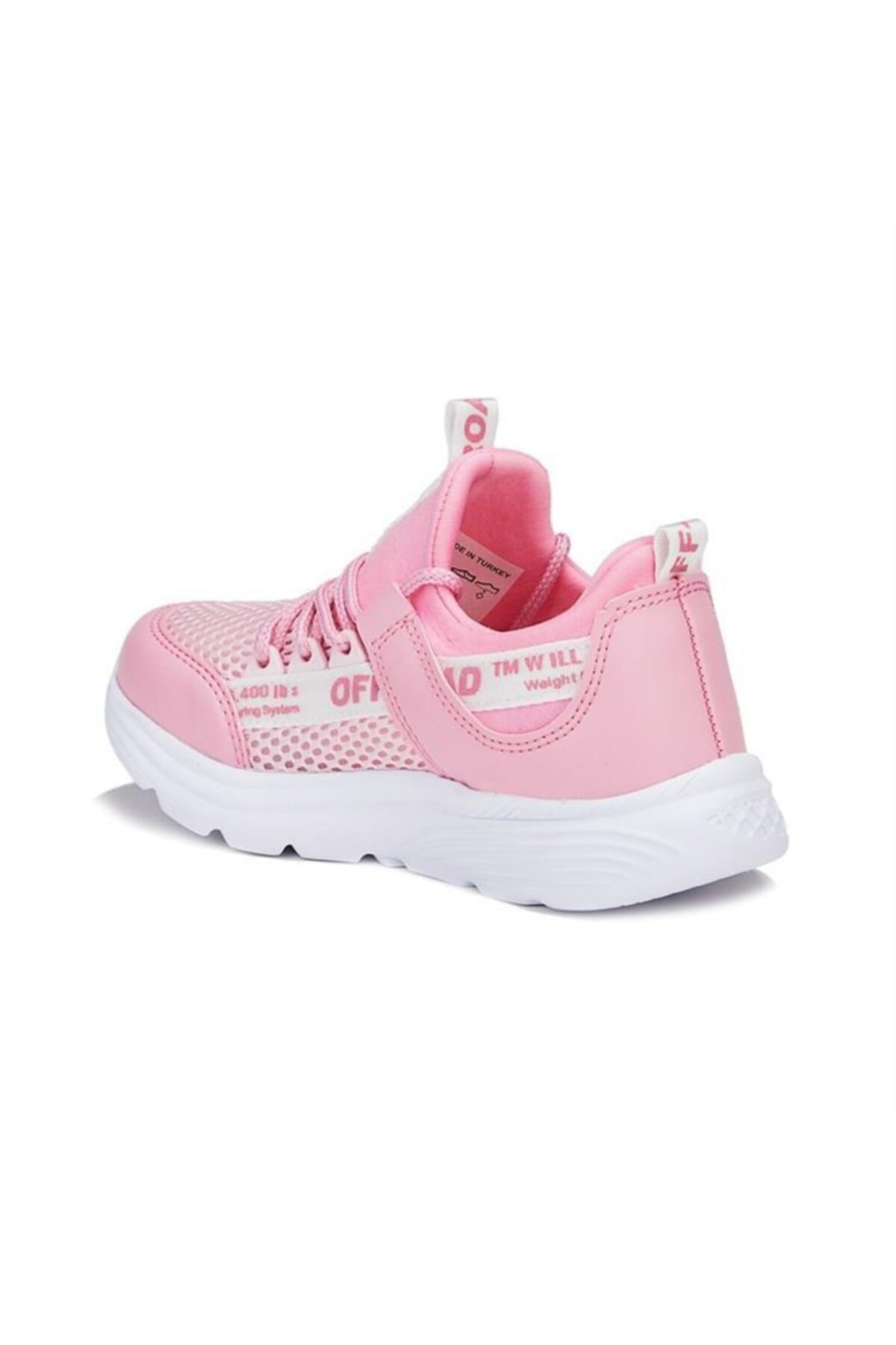 Vicco Ajax Pembe Kız Çocuk Spor Ayakkabı 346.f20y.514 2