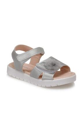 Polaris 512332.P Gümüş Kız Çocuk Sandalet 100499409