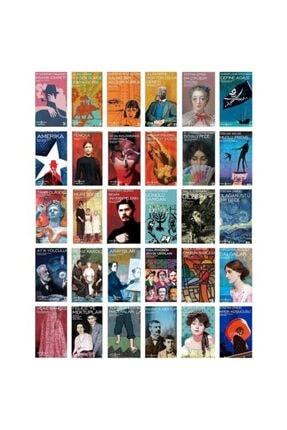 İş Bankası Kültür Yayınları Iş Bankası Modern Klasikler Seti 30 Kitap