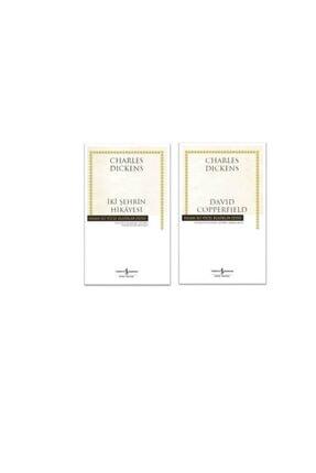 İş Bankası Kültür Yayınları Hasan Ali Yücel Charles Dickens Seti